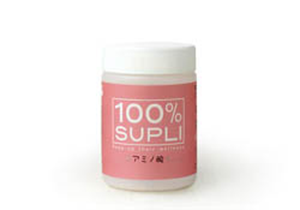 100%SUPLI・アミノ酸